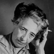 Hannah Arendt (undatiertes Archivfoto)