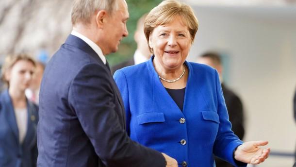 Im Bann der Ostpolitik?