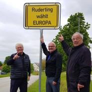 Niederbayern, vor der Europawahl 2019: Ein Beispiel für das Europa der Bürger?