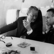 Egon Bahr und seine zentrale politische Bezugsperson Willy Brandt