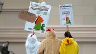 Volksbegehren gegen Massentierhaltung in Brandenburg