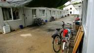 Flüchtlingsheim in Bochum