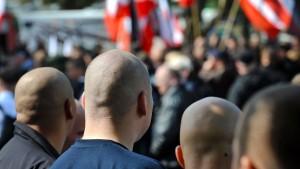 Publizistischer Extremismus versus sächsische Nuancen
