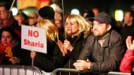 Kundgebung der AfD am 27. Januar 2016 in Magdeburg