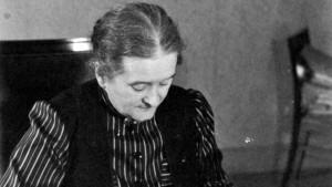 Das Fräulein Minister in Düsseldorf