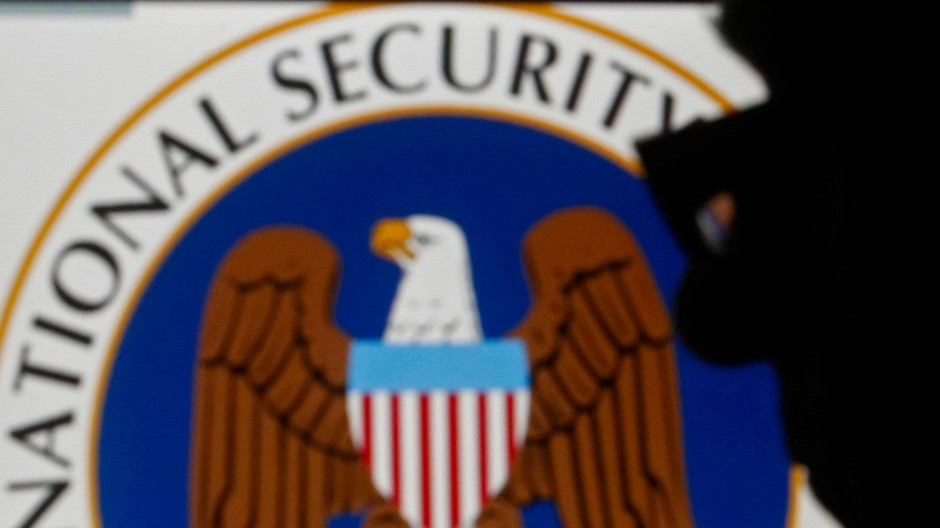 Logo der National Security Agerncy
