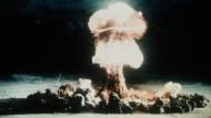 Lust auf die Bombe