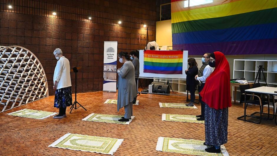 Islam und Diversität: In der Berliner Ibn-Rushd-Moschee ist vieles möglich, was anderswo undenkbar wäre.