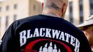 Mitarbeiter der amerikanischen Sicherheitsfirma Blackwater