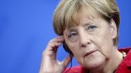 Merkel verliert an Zustimmung