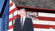 Trumps fanatische Anhänger in Pennsylvania