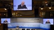 Verfolgen Sie hier die Münchner Sicherheitskonferenz