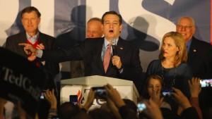 Ted Cruz – das bekannte Übel