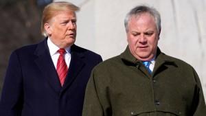 """Trump will """"erfahrenen Lobbyisten"""" zum Innenminister machen"""