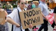 Gericht durchlöchert Trumps Einreiseverbot