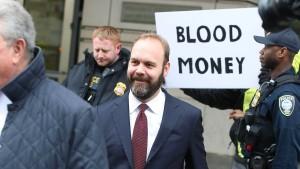 Österreichs ehemaliger Kanzler Gusenbauer soll von Manafort bezahlt worden sein