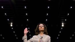 Gina Haspel als CIA-Vorsitzende bestätigt
