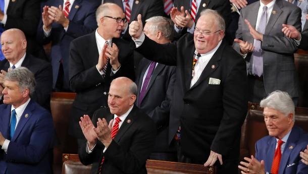 Falschgeld im Kongress