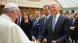 Wie der Glaube Joe Bidens Politik beeinflusst