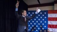 Marco Rubio ist wahrscheinlich der heimliche Sieger der Vorwahlen in Iowa.