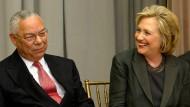 Colin Powell hat Hillary Clinton in einer E-Mail erklärt, wie er die Sicherheitsvorschriften des amerikanischen Außenministeriums umging.