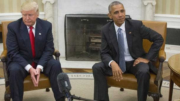 Obamas Atomdeal in Gefahr