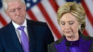 Gibt es doch noch einen Platz für Clinton?