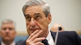 """Muellers Suche nach der """"smoking gun"""""""