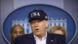 Trump warnt Iran vor Angriff