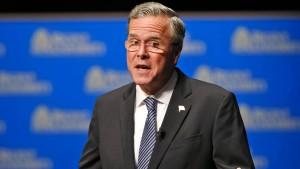 Jeb Bush kämpft um das politische Überleben