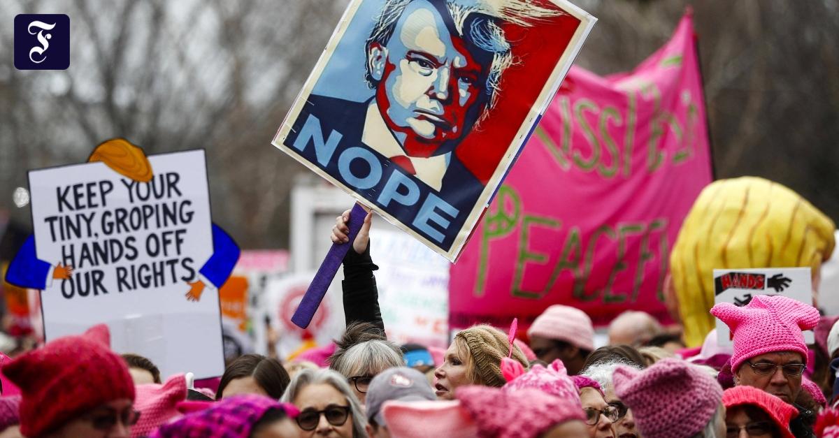 Entscheidende Wählergruppe: Trumps Frauen-Problem