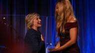 Clinton nennt Trump-Anhänger bedauernswert - und rudert zurück