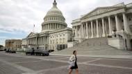 Der Kampf um den Capitol Hill hat schon begonnen.