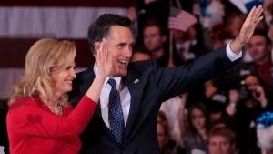 Romney gewinnt in Michigan und Arizona