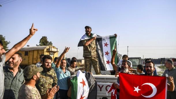 Republikaner hadern mit Trumps Syrien-Politik
