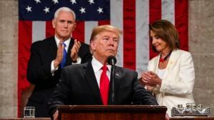"""Trumps Stabschef schließt neuerlichen """"Shutdown"""" absolut nicht aus"""