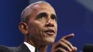 Manche glauben immer noch, er sei nicht in den Vereinigten Staaten geboren: der amerikanische Präsident Barack Obama.