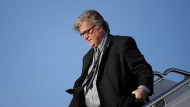 Donald Trumps ehemaliger Chefstratege Steve Bannon