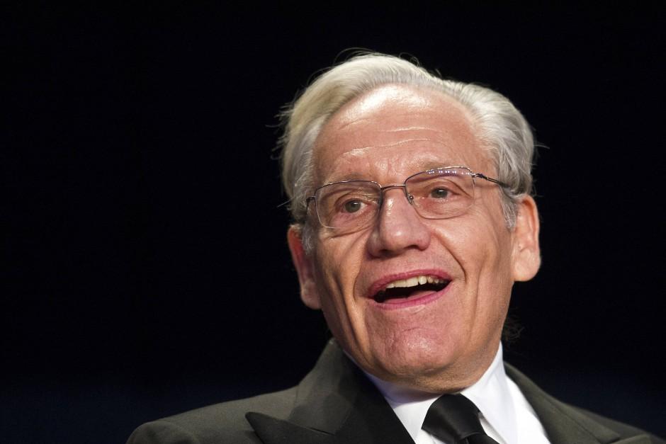 Bild zu: USA: Legende Bob Woodward ist der Verführer von