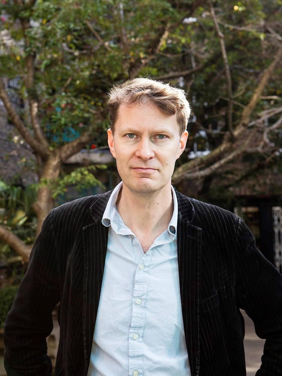 """Der Journalist Luke Harding war Korrespondent des """"Guardian"""" in Moskau"""