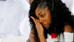 Soldaten-Witwe bestärkt Kritik an Trump