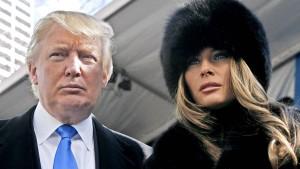 Das gesammelte Schweigen der Mrs. Trump