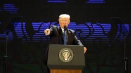 "Trump warnt vor ""perversen Phantasien"" Nordkoreas"
