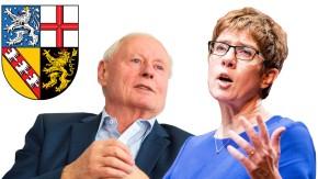 Wahl im Saarland