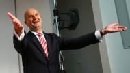 Wahlsieger: Brandenburgs Ministerpräsident Dietmar Woidke (SPD)