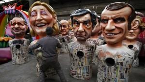 Frankreichs Zerreißprobe