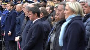Le Pen auf Stimmenfang