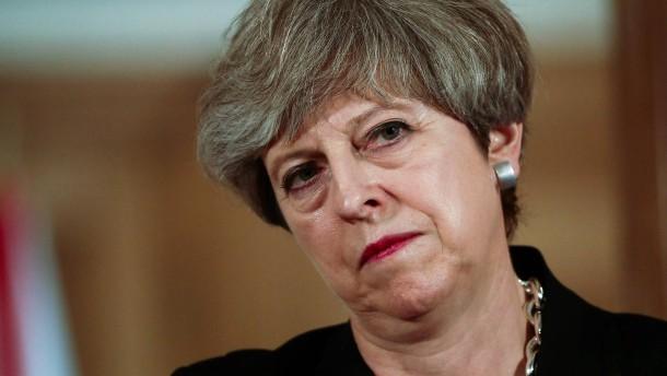 Britannien ohne Kompass