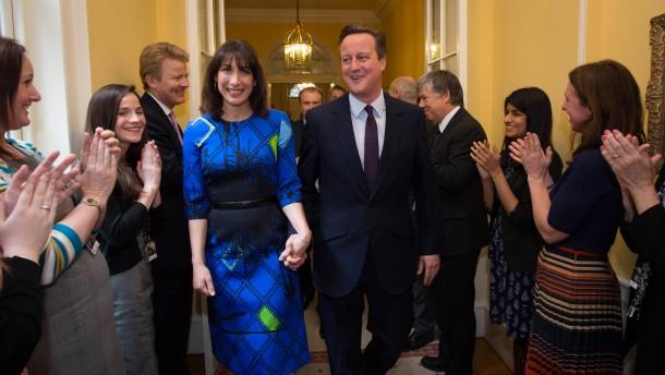 Cameron und die Last des Referendums