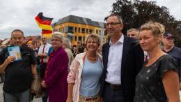 Die DDR ist ein Wahlkampfschlager